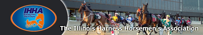Home - IHHA - The Illinois Harness Horseman's Association