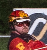 Regular driver Jared Finn will steer the favorite Pridecrest in tonight's Hawthorne Sunday feature.