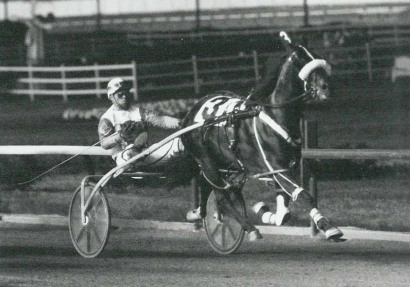 Incredible Finale (Tom Harmer) was Illinois first millionaire (Pete Luongo Photo).