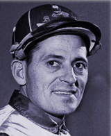 A young Bob Farrington was Hawthorne's first leading driver. He also won the Sportsman's Park and Washington Park titles in 1970.
