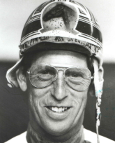 Walter Paisley was among the drivers at Hawthorne's inaugural harness racing meeting some 50 years ago.